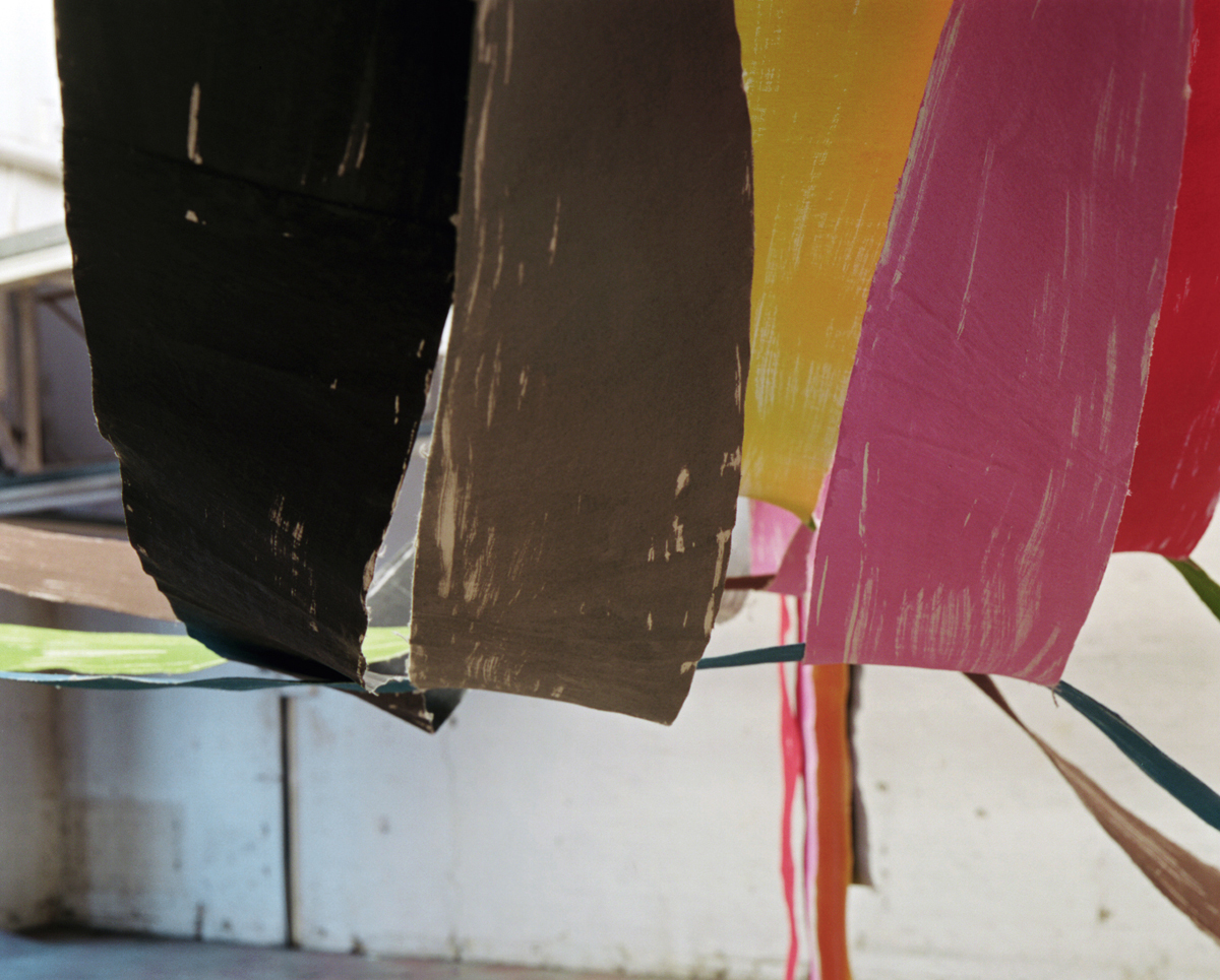 Painting As Sculpture As Photography #35