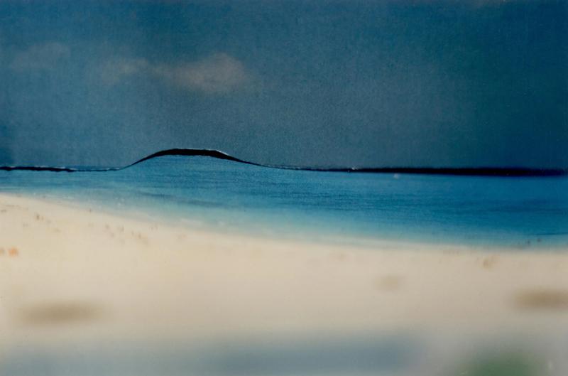 Hill in Sea