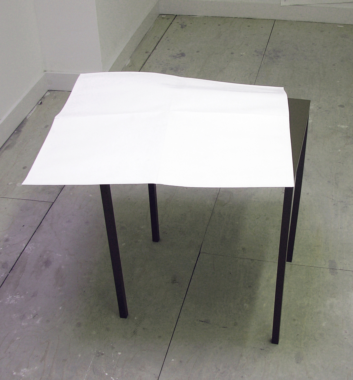 Sculpture of a Table #2