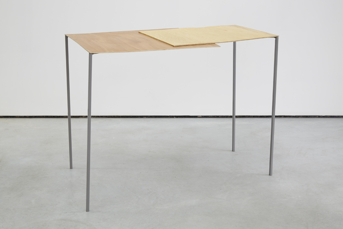 Sculpture of a Table #3