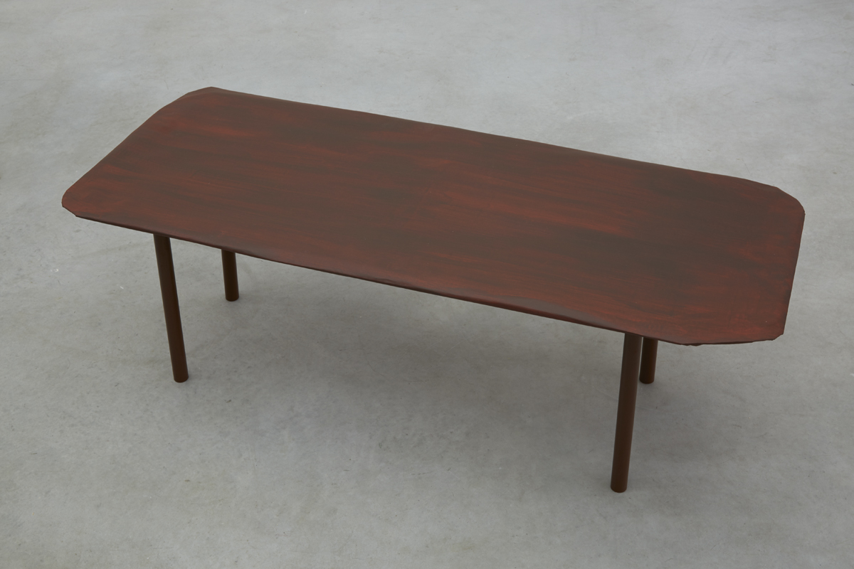 Sculpture of a Table #4