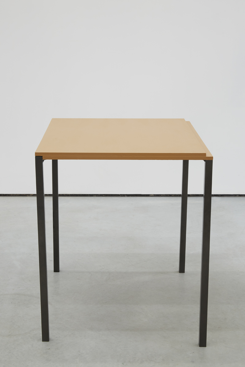 Sculpture of a Table #5