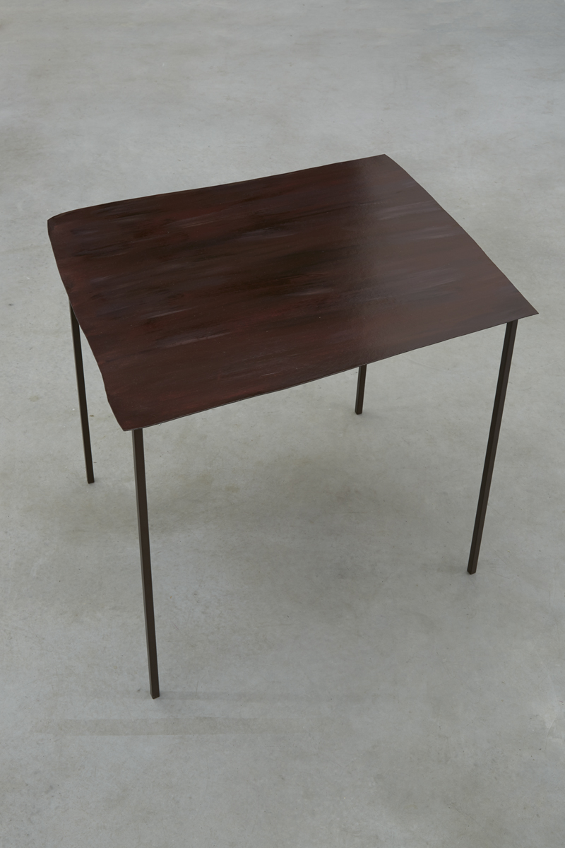 Sculpture of a Table #6