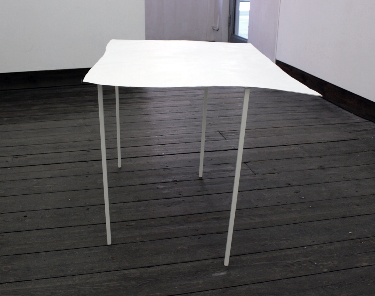 Sculpture of a Table #7